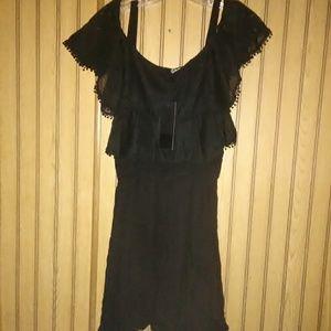 Dresses & Skirts - NWT RJ Story Black Dress